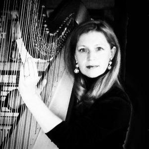 Anne Morse Hambrock Harpist About