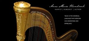 Anne Morse Hambrock - Harpist