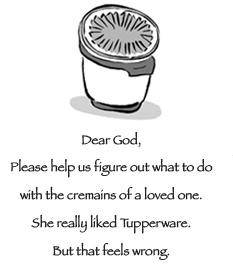 Anne & God website link