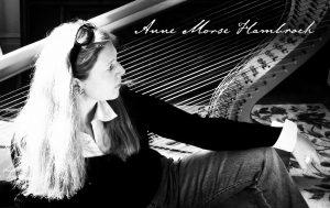About Anne - Harpist Anne Morse Hambrock