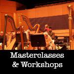Anne Morse-Hambrock Harp Masterclasses & Workshops