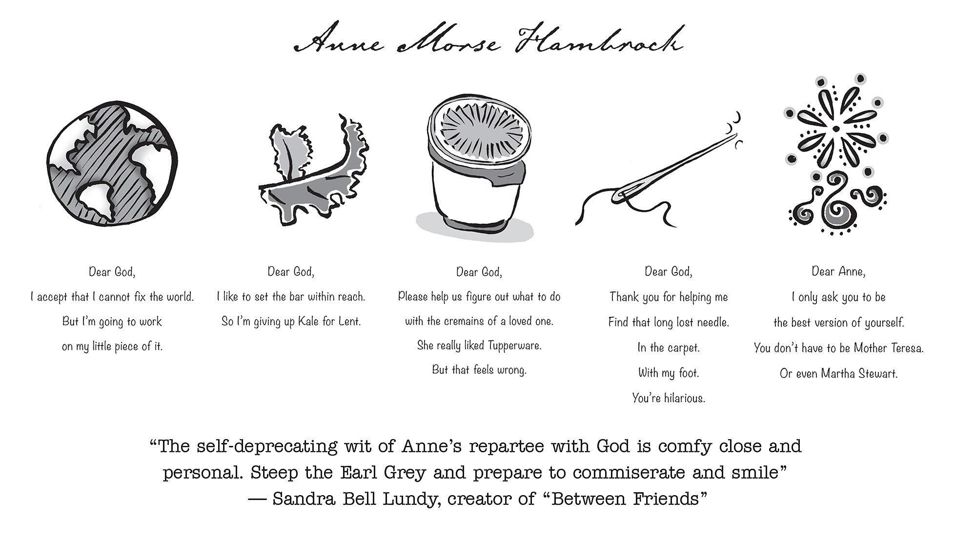 Anne Morse-Hambrock Anne & God