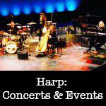Anne Morse-Hambrock Harp Concerts
