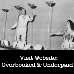 Anne Morse-Hambrock Overbooked & Underpaid Website