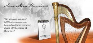 Anne Morse-Hambrock Harp & Humor