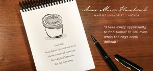 Anne Morse-Hambrock Humor
