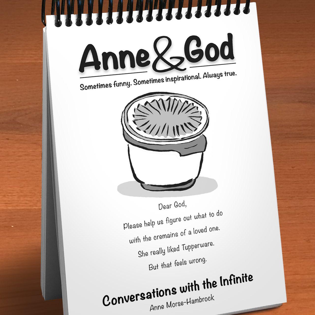 Anne Morse Hambrock Book Cover Anne And God